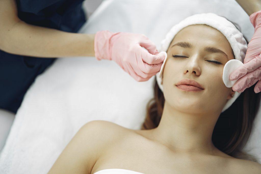 oxygen facial anti ageing